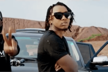 Yung6ix comes through with the visuals to his recently released single – Respek On My Name, a collaboration with DJ Timmy.