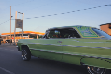 "Curren$y ""Raps N Lowriders"" Documentary"