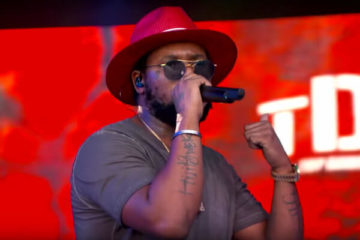 ScHoolboy Q Performs THat Part on Jimmy Kimmel Live