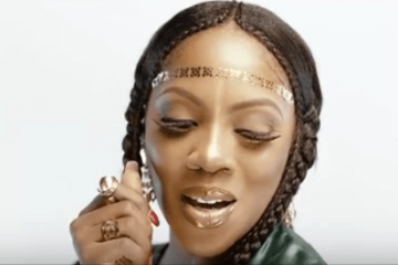 "Tiwa Savage ""Rewind"" Video"