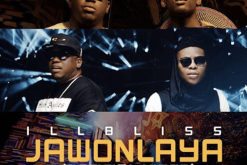 "iLLBLiSS f/ Reekado Banks & Mr Eazi ""Jawon Laya"" Video"