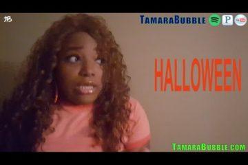 Tamara Bubble Halloween
