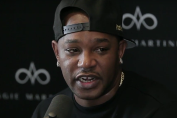 Cam'ron Talks Issues with Jim Jones on 'The Angie Martinez Show'