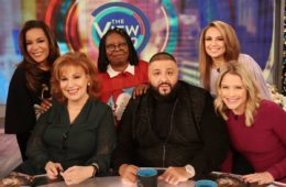 DJ Khaled Visits 'The View' & 'The Late Show with Stephen Colbert'