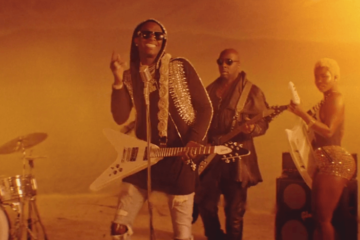 "Wyclef f. Young Thug ""I Swear"" Video"