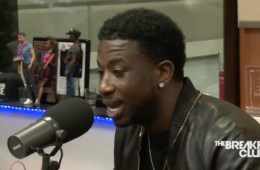 Gucci Mane Talks His Influence On Young Thug, Waka Flocka & More with Breakfast Club