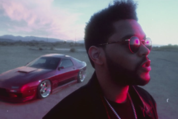 "The Weeknd ""Party Monster"" Video"