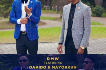 "DMW f. Davido & Mayorkun ""Prayer"" Video"