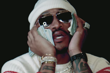 "Future ""Poppin' Tags"" Video"