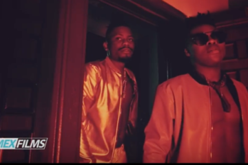 "Ycee f. Reekado Banks ""Link Up"" Video"