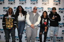 Fat Joe and Remy Ma Speak on GRAMMYs, Nicki Minaj & New Album with 'The Breakfast Club'