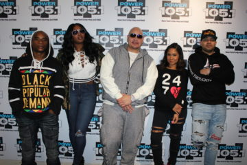 Fat Joe and Remy Ma Speak on GRAMMYs, Nicki Minaj & New Album with 'The Breakfast Club'