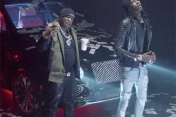 "Rich Gang f. Young Thug & Birdman ""Bit Bak"" Video"