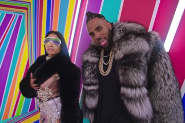 "Jason Derulo f. Nicki Minaj & Ty Dolla Sign ""Swalla"" Video"