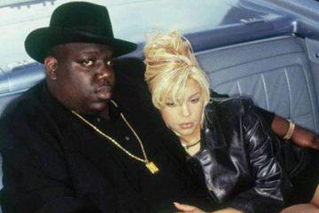 Faith Evans & Notorious B.I.G