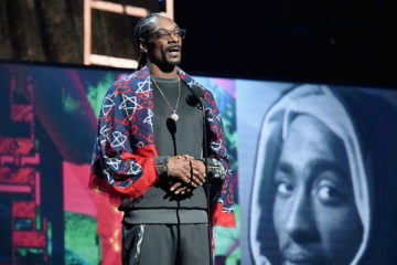 Snoop Dogg Inducts Tupac Into the Rock & Roll Hall of Fame