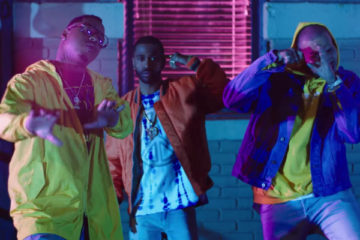 "Jeremih f. Chris Brown & Big Sean ""I Think of You"" Video"
