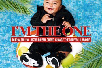 """DJ Khaled Feat. Justin Bieber, Quavo, Chance the Rapper & Lil' Wayne """"I'm The One"""""""