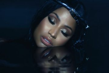 "Nicki Minaj ""Regret In Your Tears"""