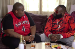 Rick Ross Joins Hovain For Episode 5 of Fancy's 'Best Seat In The House