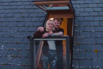 "Ed Sheeran ""Galway Girl"" Video"