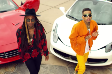"""Kid Ink Feat. Ty Dolla Sign """"F with U"""""""