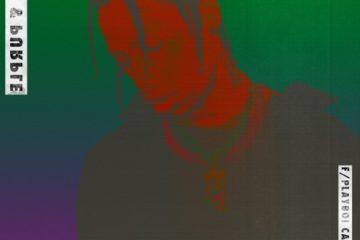 """Travis Scott """"Green & Purple"""" (Feat. Playboi Carti) + """"Butterfly Effect"""" + """"A Man"""""""