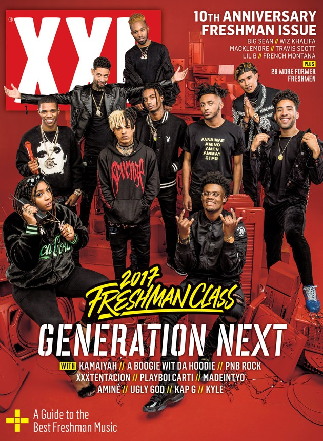 'XXL' Reveals 2017 Freshman Class