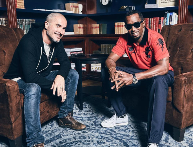 Diddy Talks Bad Boy Movie, Biggie's Death & 'No Way Out 2′ with Zane Lowe
