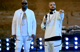 Drake Signs Baka Not Nice to OVO Sound