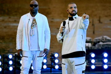 Drake Signs Baka Not Nice to OVO Sound