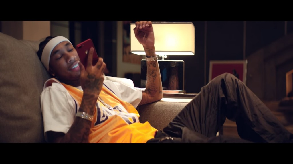 """Tyga Feat. Ty Dolla Sign """"Move To L.A."""" Video"""