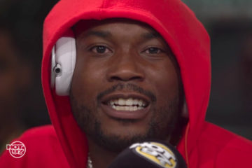 """Meek Mill Freestyles Over Diddy's """"Victory 2004″ & Rowdy Rebel's """"Computers"""" on Funk Flex"""