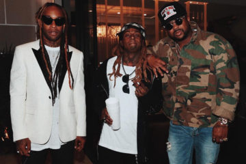 """Ty Dolla Sign Feat. Lil Wayne & The-Dream """"Love U Better"""""""