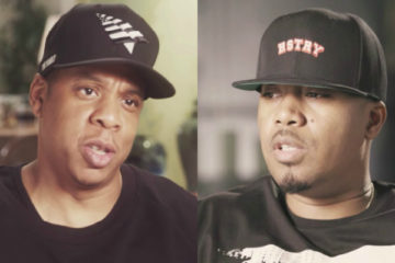 JAY-Z & Nas Appear In Trailer For A&E's 'Biggie: The Life of The Notorious B.I.G' Documentary