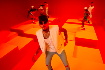 "Chris Brown ""Questions"" Video"