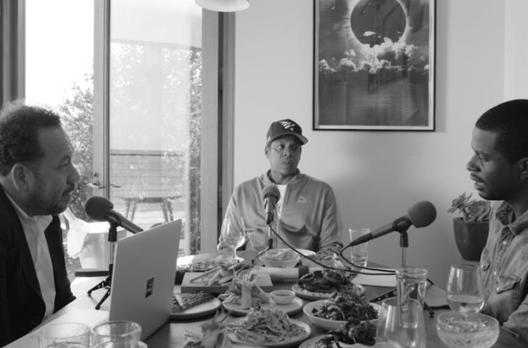 JAY-Z Talks Creation of '4:44′ Album on Rap Radar Podcast (Part 1)