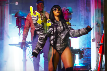 "Phresher Feat. Cardi B ""Right Now"" Video"