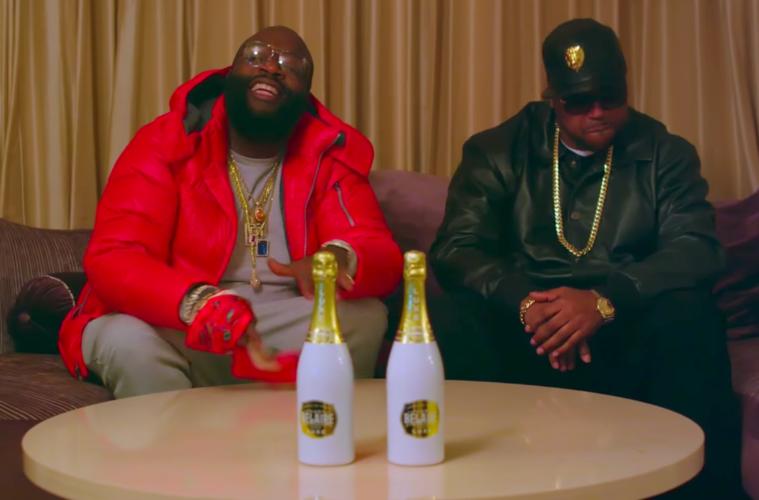 "DJ Kay Slay Feat. Rick Ross, 2 Chainz & Meet Sims ""Wild One"""