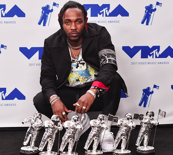 2017 MTV VMAs Winners: Kendrick Lamar, Ed Sheeran, Kanye West (Full List)