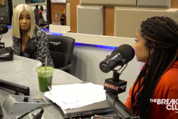 cardi b, breakfast club interview