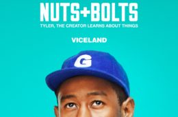 tyler the creator's nuts bolts