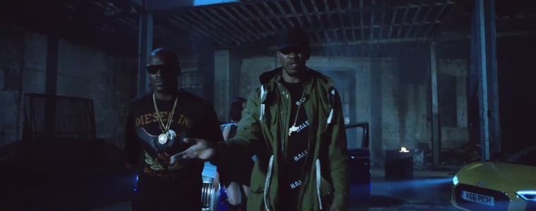 """Sneakbo Feat. Giggs """"Active"""" Video"""