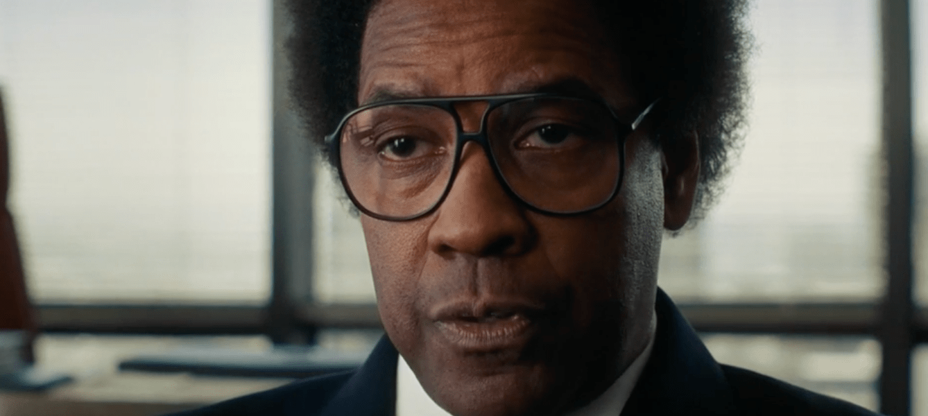 Denzel Washington Roman J. Israel, Esq