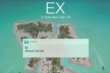 Ty Dolla $ign – Ex Feat. YG