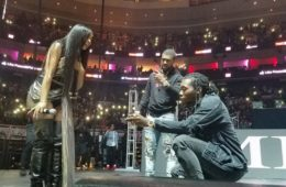 Offset Proposes to cardi b