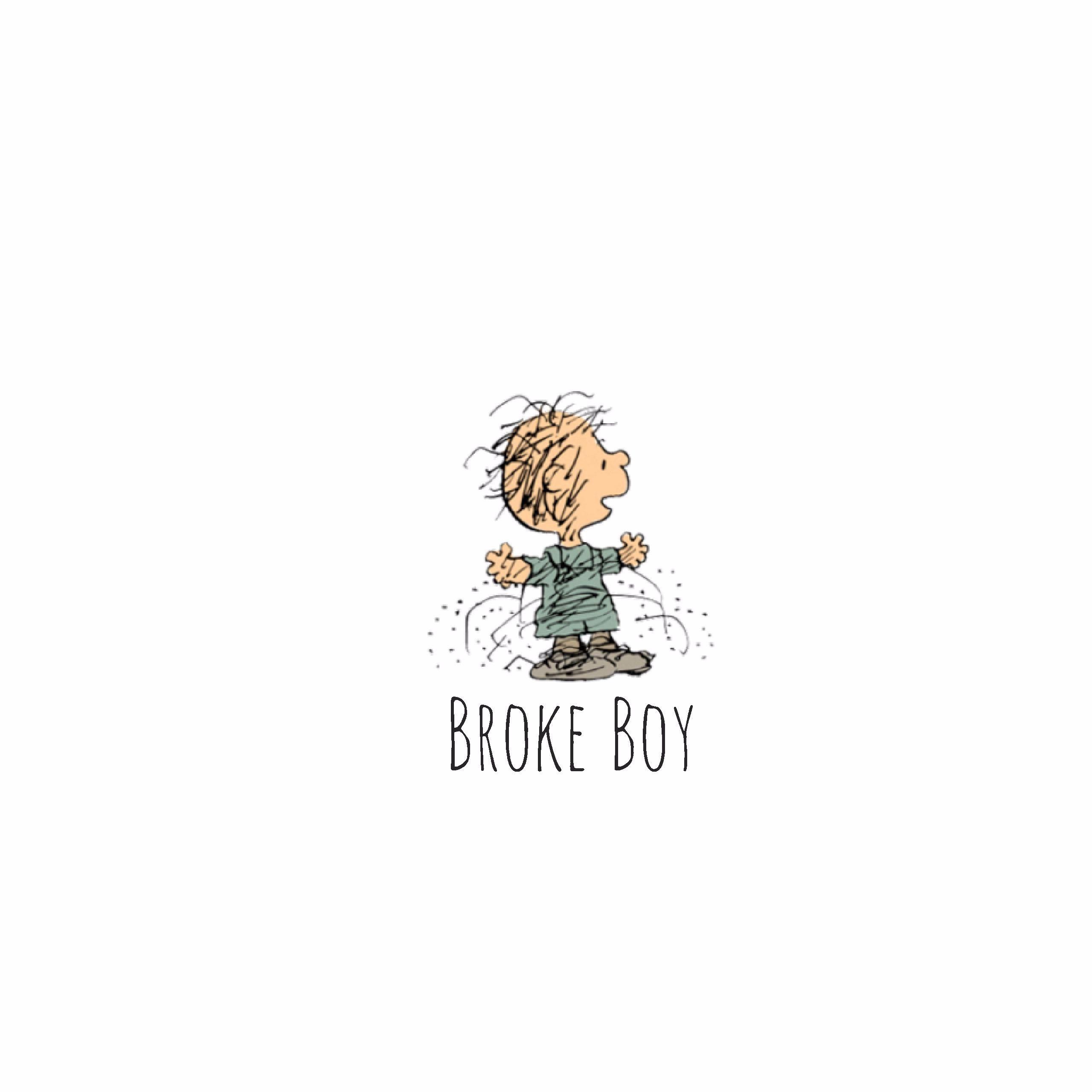 """Listen below to """"Broke Boy'"""