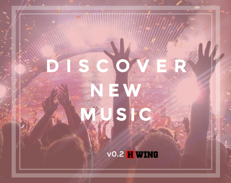 discover new music hwing playlist