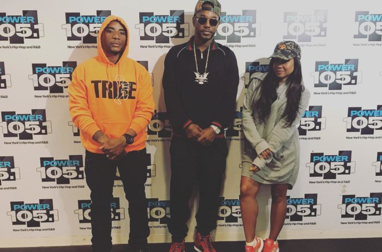 Cam'ron Talks Mase Beef, Dipset Reuniting & JuJu Breakup on 'The Breakfast Club'