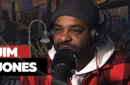 Jim Jones on HOT 97's Ebro In The Morning